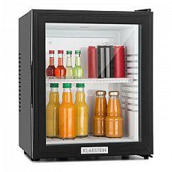 Chladnička Klarstein HEA-MKS-12, čierna, 24 l, 0 dB