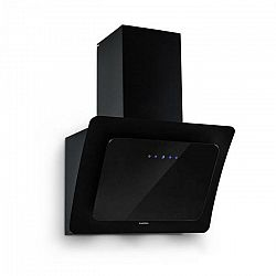 Klarstein Arianna, odsávač pár, 60 cm, 560 m³/h, dotykový ovládací panel, energetická trieda A+, čierny