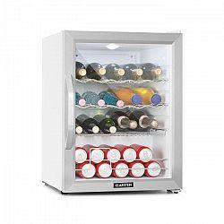 Klarstein Beersafe XL Crystal White chladnička