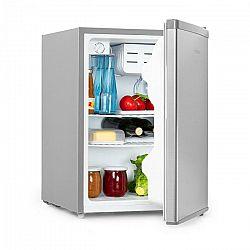 Klarstein Cool Kid, mini chladnička s mraziacim priečinkom, 66 l, 42 dB, A+, ušľachtilá oceľ