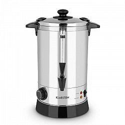 Klarstein Geysir, varič na nápoje, cca. 30 šálok, 30 - 110 °C, ušľachtilá oceľ