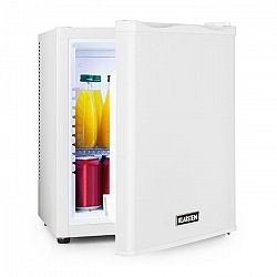 Klarstein Happy Hour 25, minibar, 25 l, 5 – 15 °C, energetická trieda B, tichý, 0 dB, LED svetlo, biely
