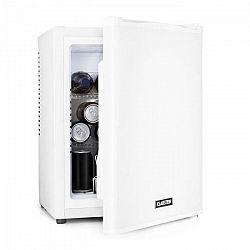 Klarstein Happy Hour 32, minibar, 32 l, 5 – 15 °C, energetická trieda A+, tichý, 0 dB, LED svetlo, biely