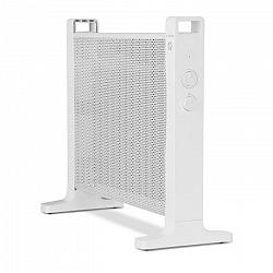 Klarstein HeatPal Mica15, elektrický ohrievač, 1500 W, 2 výkonnostné stupne, biely