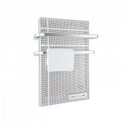 Klarstein Hot Spot Wave, infrapanel, výhrevný panel, 51 x 80 cm, 20 m², 1000 W, bezstupňovo regulovateľný výkon, IP24, hliník