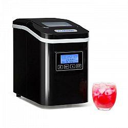 Klarstein Lannister, čierne, zariadenie na prípravu kociek ľadu, 10 kg/24 h