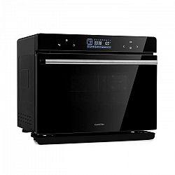 Klarstein MasterFresh, parná rúra, 230 °C, 24 l, dotykový ovládací panel, čierna