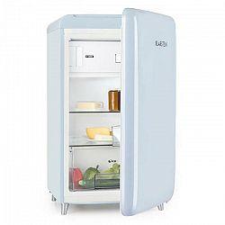 Klarstein PopArt Blue retro chladnička