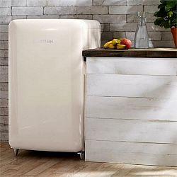 Klarstein PopArt Cream retro chladnička