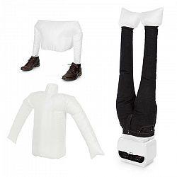Klarstein ShirtButler Pro, automatický sušiaci systém, košele, nohavice a obuv, 1200 W