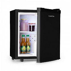 Klarstein Silent Cool, chladnička, 30 l, Arctic-Fox Cooling, A+, čierna