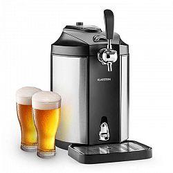Klarstein Skal, výčapné zariadenie, chladenie piva, 5 l súdok, CO2, ušľachtilá oceľ