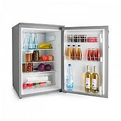 Klarstein Springfield Eco, chladnička, A+++, priečinok na zeleninu, 2 sklenené police, vzhľad nerezovej ocele