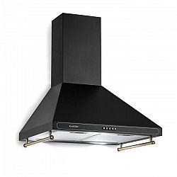 Klarstein Victoria, digestor, 60 cm, retro dizajn, 645 m³/h, 2 LED svetlá, čierny