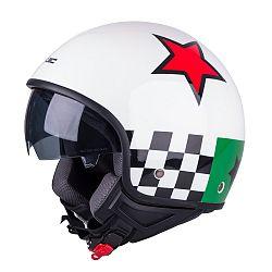 Helma na skúter W-TEC FS-710G Sixty White