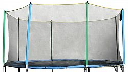 Ochranná sieť bez tyčí k trampolínam 183 cm - na 6 tyčí