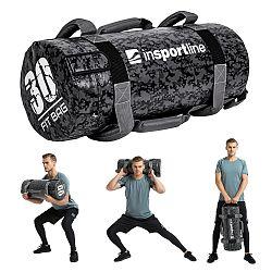 Posilňovací vak s úchopmi inSPORTline Fitbag Camu 30 kg